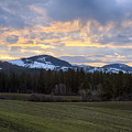 Tensed Dawn by Idaho Scenic Images Linda Lantzy