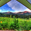 Tent View by Scott Mahon