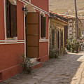 Tepekoy Village Street by Bob Phillips