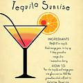 Tequila Sunrise by Mark Rogan