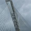 Terenez Bridge IIi by Helen Northcott