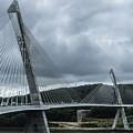 Terenez Bridge Iv by Helen Northcott