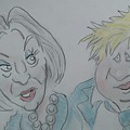 Teresa And Boris by Paul Blackmore