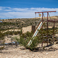 Terlingua Ghost Town #5 by Robert J Caputo