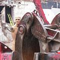 Terminator In Toronto by Marwan George Khoury