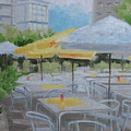Terrace Cafe by Robert Rohrich