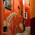 Terracotta Alley by Mexicolors Art Photography