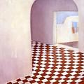 Terracotta Tile by Gloria Cigolini-DePietro