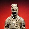 Terracotta Warrior Army Of Qin Shi Huang Di I by Richard Reeve