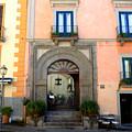 Terrazza Marziale Restaurant In Sorrento by Kristie Rocca