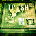 Terror At The Trash Can by Spencer McDonald