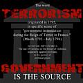 Terrorism by Priscilla Vogelbacher