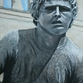 Terry Fox Statue by Betty-Anne McDonald