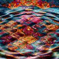 Tesseralien Griddle by Phil Sadler