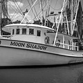 Moon Shadow Working Boat by Dale Powell