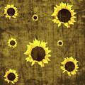 Test Rustic Sunflower Custom by Heather Joyce Morrill