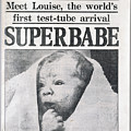 Test-tube Baby, 1978 by Granger