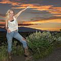 Tetom Sunset 1 by Allegory Imaging