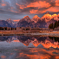 Teton 4 by Adam Jewell