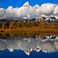 Teton Cloud Swarm by Adam Jewell
