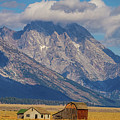 Teton Country Landscape by James BO Insogna