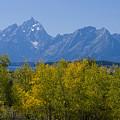 Teton Range by Idaho Scenic Images Linda Lantzy