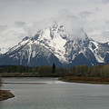 Teton Spring by Gregory Jeffries