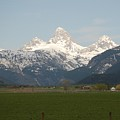 Teton Valley by Lucy Bounds