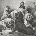 Tewodros Holding Audience, Surrounded by Ken Welsh