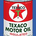 Texaco Can by Gary Grayson
