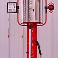 Texaco Gas Pump by Jennifer Craft