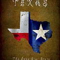 Texas ... The Lone Star State by Daniel Hagerman