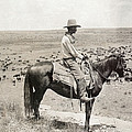 Texas: Cowboy, C1908 by Granger