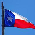 Texas Flag by Gregg Cestaro