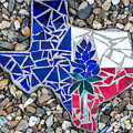 Texas Garden Stone by Robert Kinser