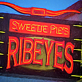 Texas Impressions Sweetie Pie's Ribeyes by Joan Carroll