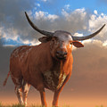 Texas Longhorn by Daniel Eskridge