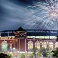 Texas Rangers Ballpark 051818 by Rospotte Photography