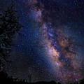 Texas Stars  4665 by Karen Celella