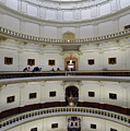 Texas State Capital  by Calvin Wehrle