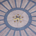 Texas State Capitol - Courtyard Floor by Anthony Totah