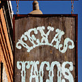 Texas Tacos by Charles Dobbs