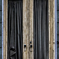 Textured Door by Terepka Dariusz