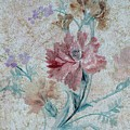 Textured Florals No.1 by Writermore Arts