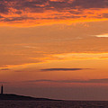 Thacher Island Lighthouse Panoramic by Tim Kirchoff