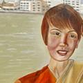 Thai Hostess by Keith Bagg