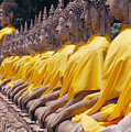 Thailand, Ayathaya by Bill Brennan - Printscapes
