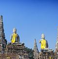 Thailand, Ayathaya by Gloria & Richard Maschmeyer - Printscapes