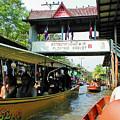 Thailand Floating Market by Eunice Warfel