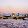 Thames Glow by Terri Waters